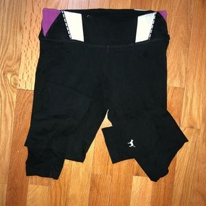 Vs pink leggings